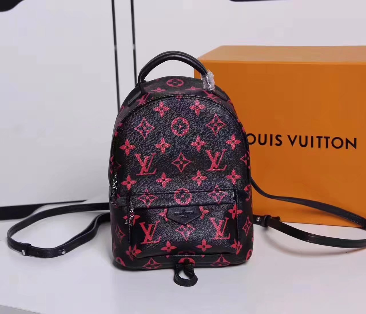 Louis Vuitton M41457 Palm Springs Backpack Mini Monogram