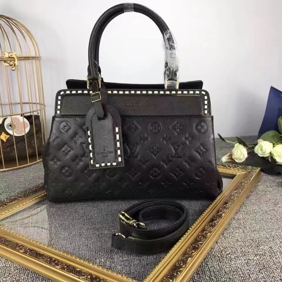 Louis Vuitton M43250 Vosges MM Black