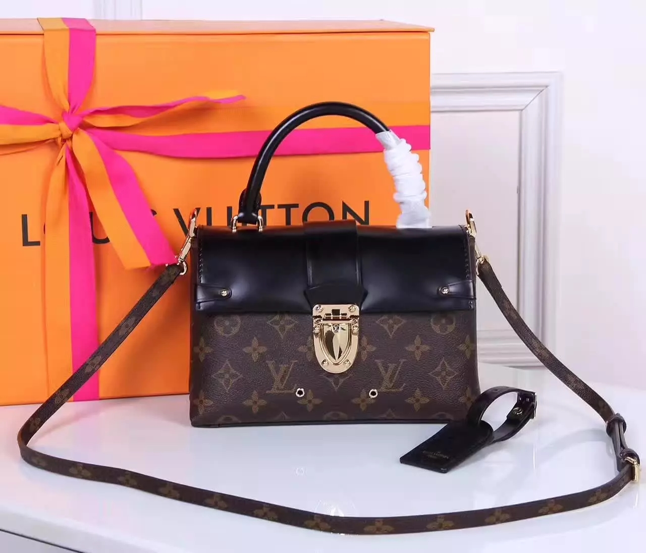 Louis Vuitton One Handle Flap Bag
