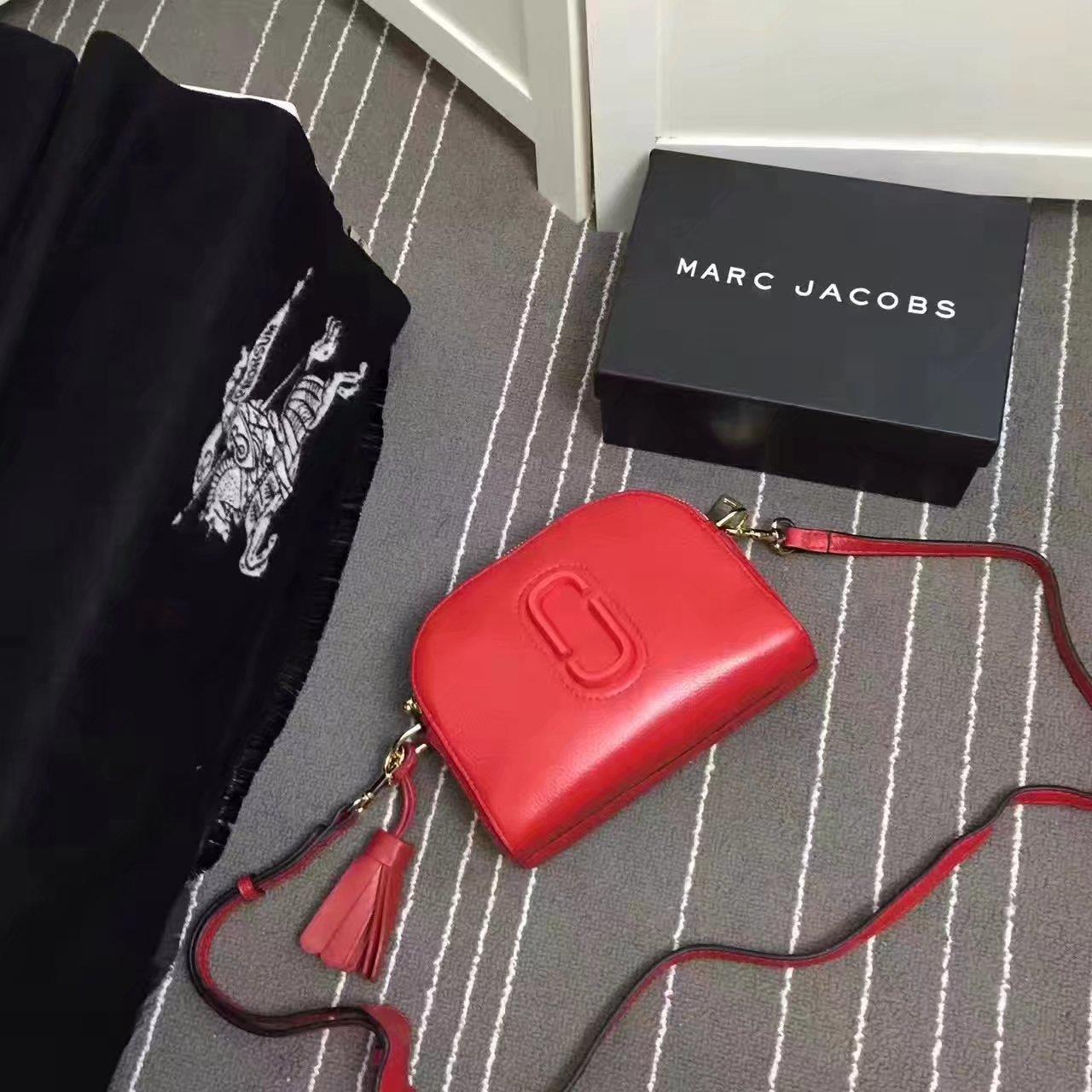 Marc Jacobs Shutter Camera Bag Red